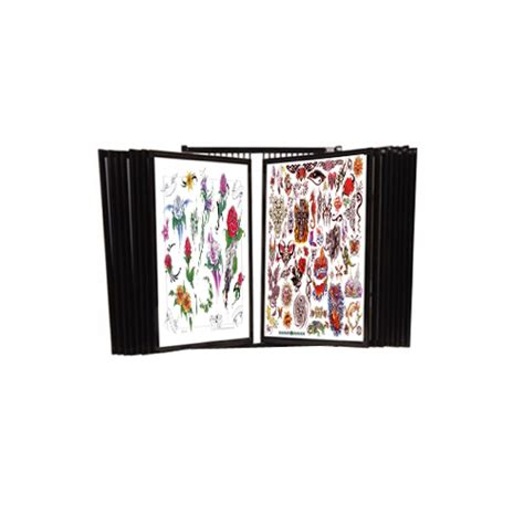 tattoo flash rack small wall tattoo flash display mini flash rack flip