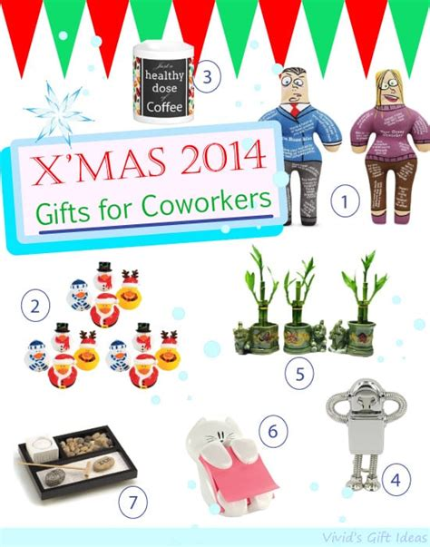 best gifts for coworkers christmas 2014 vivid s gift ideas