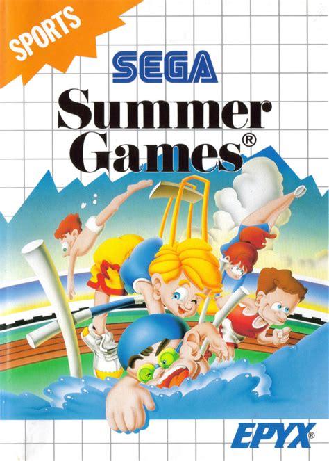 Gamis Summer summer 1988 sega master system review mobygames