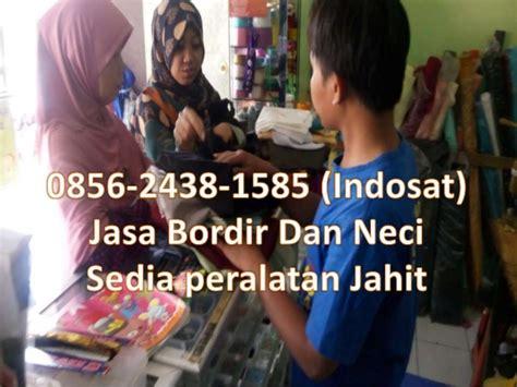 Jasa Bordir Nama 0856 2438 1585 indosat jasa bordir nama di baleendah