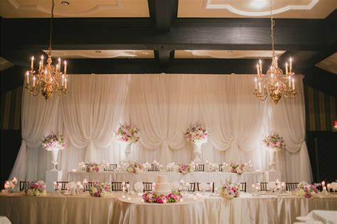 large wedding backdrop mill toronto wedding - Wedding Backdrops Toronto