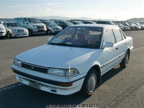 1988 toyota corolla sedan used 1988 toyota corolla sedan 1 5 xe saloon e ae91 for