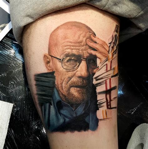 are tattoos bad for you breaking bad tattoos do you remember walter white