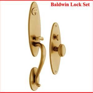 baldwin entry door lock springfield 6573 how to remove