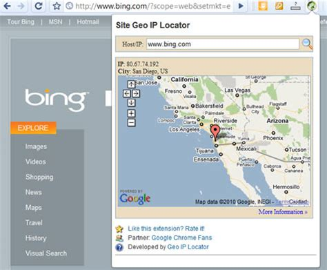 ip lookup map chrome seo extensions smashing wall