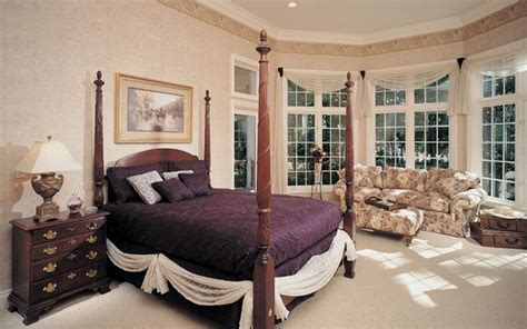 Bedroom Designs With Bay Windows 20 Beautiful Bedrooms With Bay Windows