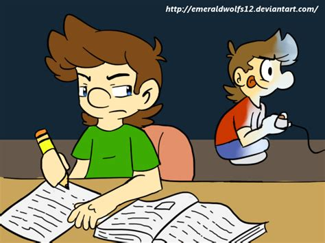 does my me do my homework for me by mariobrosyaoifan12 on deviantart