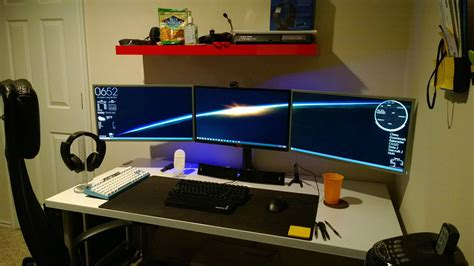 ultimate gamer setup cool computer setups and gaming setups