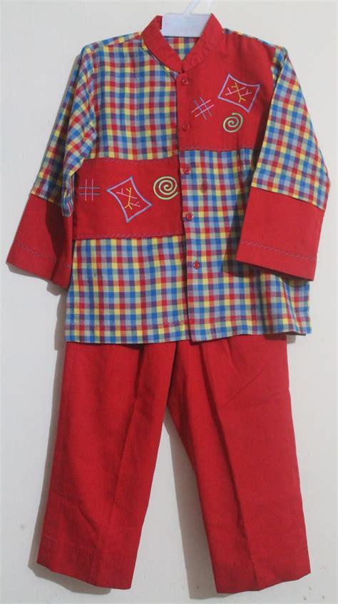 desain baju seragam paud ra home