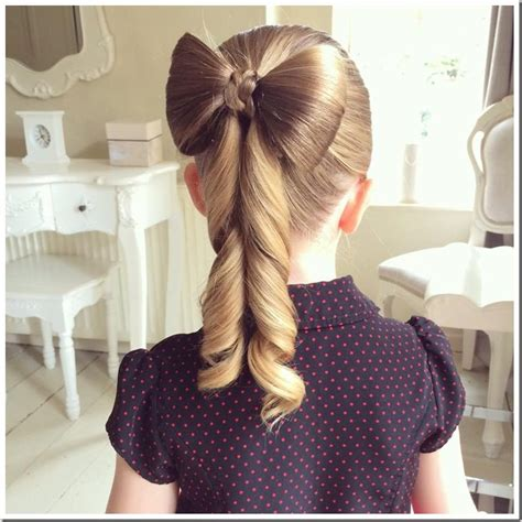 easy hair styles for dances 20 easy christmas hairstyles for little girls
