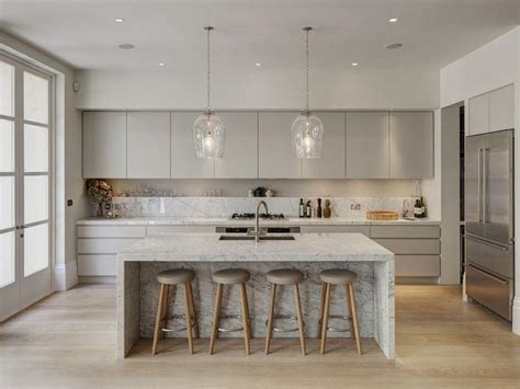 marmore carrara  modelos de ambientes inspiradores