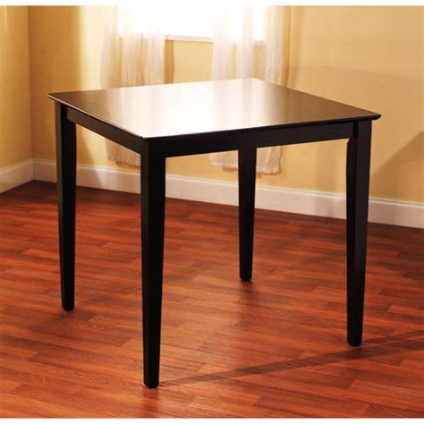 counter height dining table black walmart