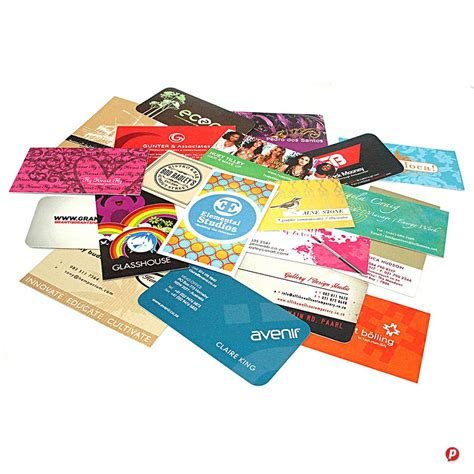 Business Gift Card Printing - business card printing cape town hotink