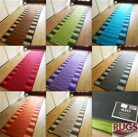 Kitchen Rugs And Runners by Washable Runners Non Slip Cheap Runner Floor