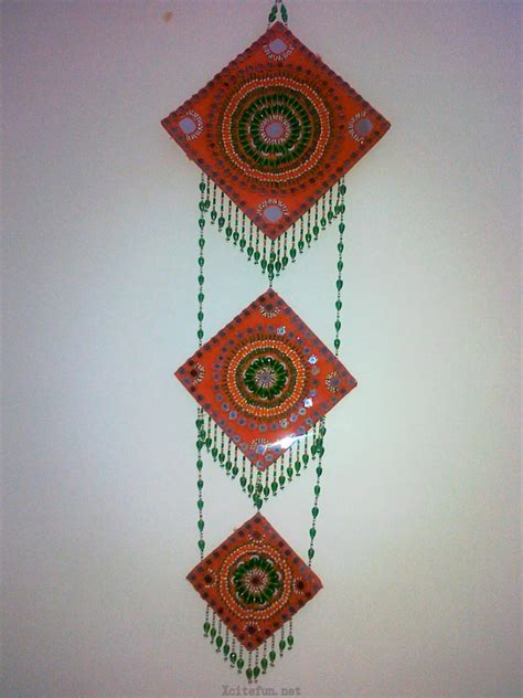 colorful handmade creative wall hanging xcitefun net