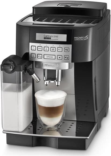 delonghi ecam22 360b koffiemachine delonghi magnifica s cappuccino ecam 22 366 b schwarz