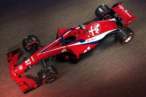 Alfa Romeo F1 by Alfa Romeo Sauber F1 Tie Up To Get Support Of F1 Bosses