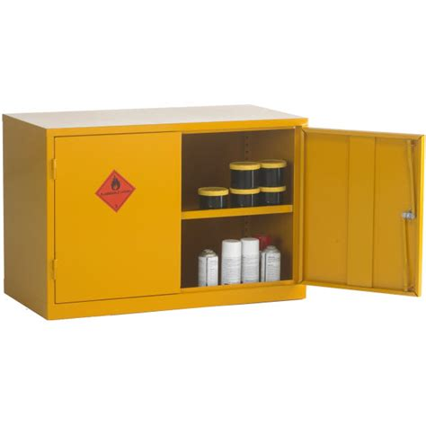 Small Flammable Cabinet by Door Flammable Cabinet