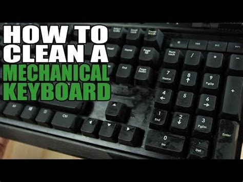 how to clean corsair k70 how to clean a mechanical keyboard
