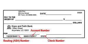 Telco Routing Number Bank Of America Routing Number Ca Tx Ga Il Fl Ml Wa