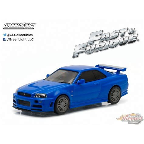 Cilla Garage Hotwheels Fast Furious Nissan Skyline 1 43 fast furious fast and furious 2009 2002 nissan skyline gtr diecast