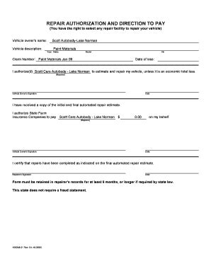 Direction Pay Form   Fill Online, Printable, Fillable