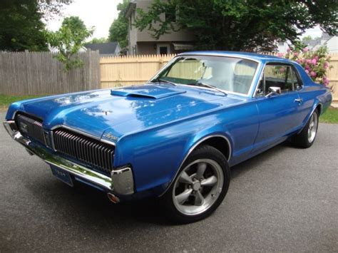 how to work on cars 1967 mercury cougar lane departure warning 1967 mercury cougar completely restored rust free arkansas muscle car rare find for sale