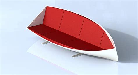 boat couch bongyoel yang boat sofa