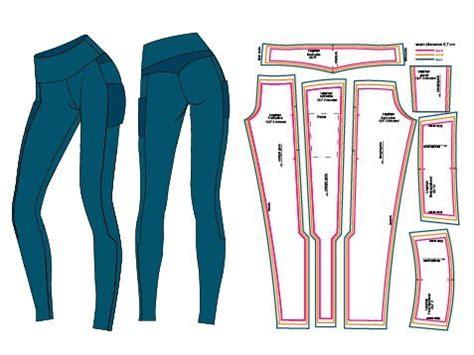 pattern grading leggings leggings 1