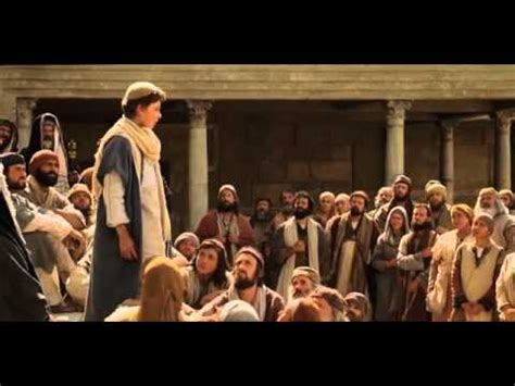 jesus teaching in the temple as a boy coloring page young jesus teaching in the temple youtube