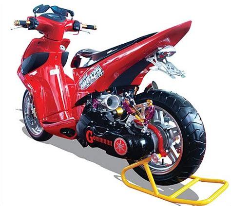 2010 Yamaha Mio Mio Sportt modifikasi yamaha mio 125