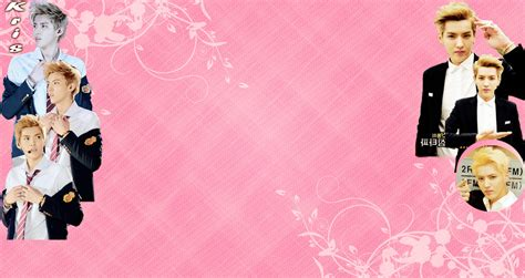 exo wallpaper twitter exo kris twitter background by kpoplover921 on deviantart