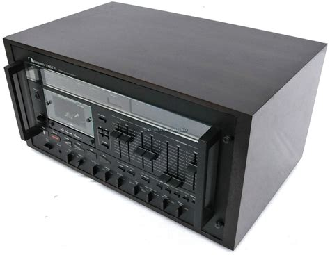 nakamichi 1000 cassette deck nakamichi 1000 zxl camaross audio hifi high detail