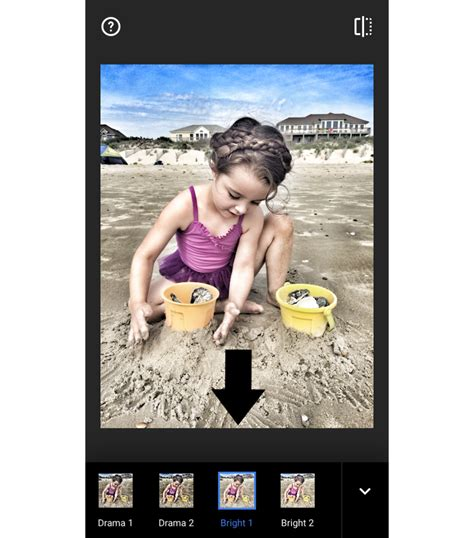 snapseed tutorial pdf how i edit my iphone photos on my phone a step by step