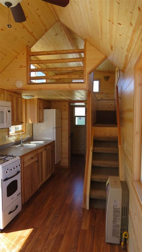 Spacious Tiny House Living In Rich S Portable Cabins Livable Tiny Houses