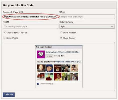 membuat widget facebook di wordpress cara membuat popup facebook like di wordpress