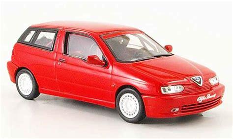 pego car alfa romeo 145 presentation white 1997 pego diecast model