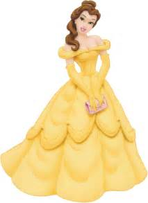 le prinzessin beautifull disney princess wear yellow gown