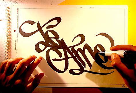 imagenes de amor para dibujar letras graffiti de te amo simples graffiti art