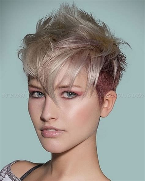 haircuts for women long hair that is spikey on top short spiky haircuts hairstyles for women 2018 page 10