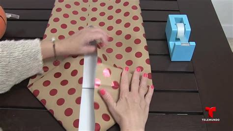 How To Make A Paper Bag - how to make a gift bag from wrapping paper nbc chicago