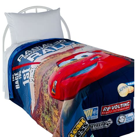 disney cars bedding disney cars light up twin full comforter home bed
