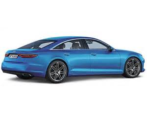 Audi S6 Audi S6 Will Be More Powerful And Looking In 2018