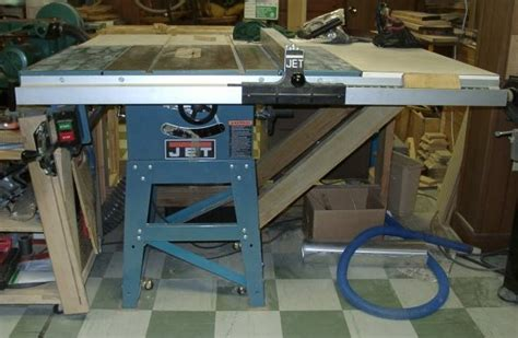 jet table saw fence jet precision tablesaw fence system jf 10 pic