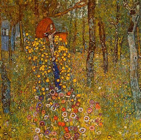 Flor Plan by Gustav Klimt Floresyplantas Net