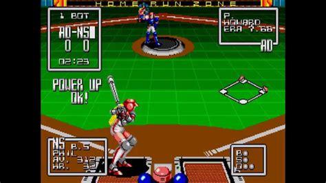 Baseball 2020 Sega Genesis by Baseball 2020 Sega Genesis