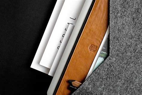 Handmade Laptop Sleeve - handmade universal folder wool felt laptop sleeve with