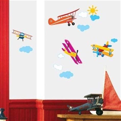 Stickers Porte 819 by Sticker Avions Volants Stickers Muraux Enfants