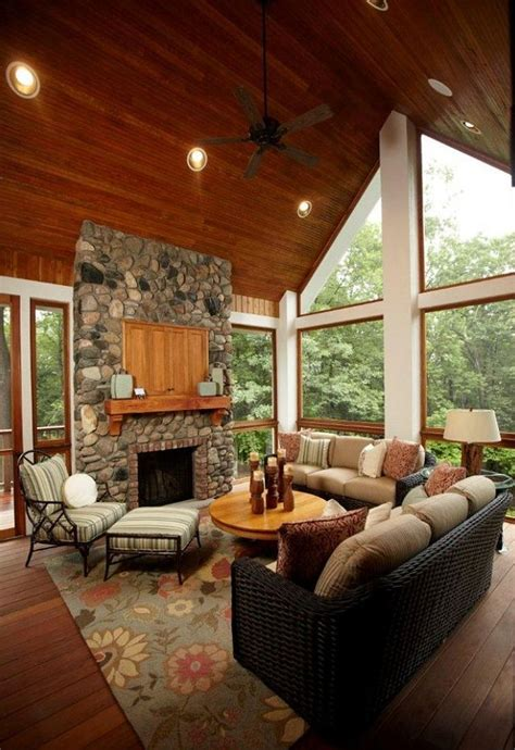 fire place in sun room 119 best images about sunroom on fireplaces conservatory and sunroom ideas