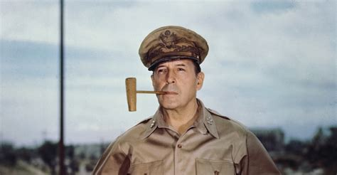 New York I Shall Return by General Douglas Macarthur With Pipe In Allied